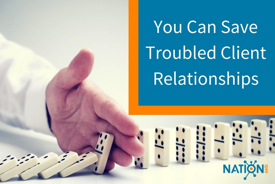 can you salvage a relationship