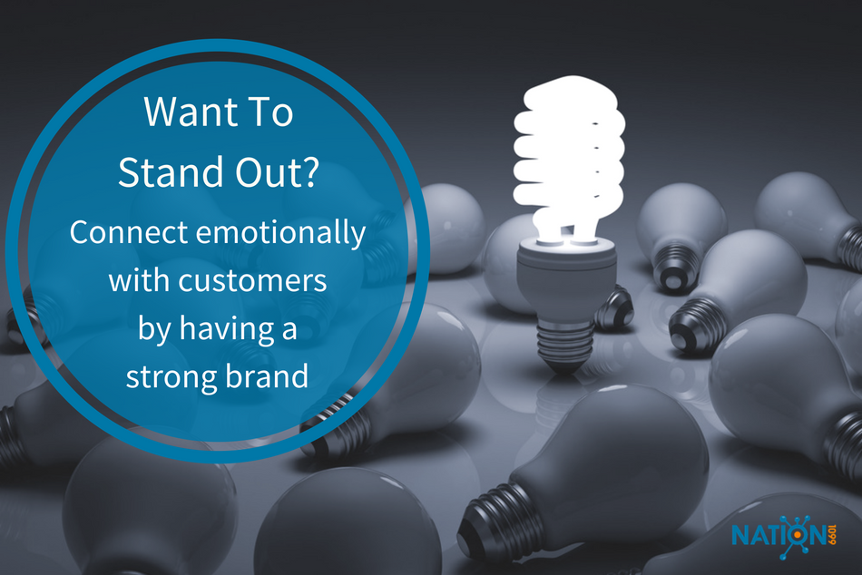Stand Out In Today's Highly Competitive Business Environment