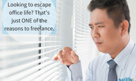 "Embracing the ""Free"" in Freelance Work"