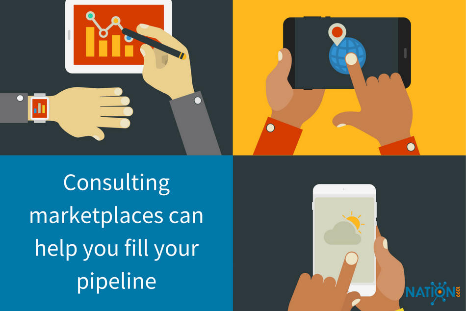 Consulting Apps and Marketplaces That Will Get You Cool Gigs