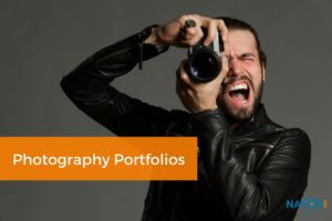 Photographer who needs to be spending more time thinking about his online portfolio