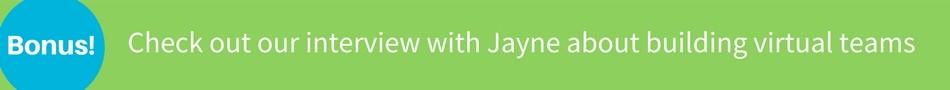Jayne Heggen bonus banner