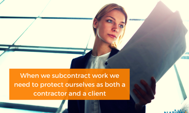 Protect Yourself! Today's Best Subcontractor Agreement Tips and Templates