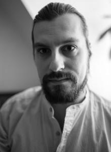 Calin Strajescu Headshot