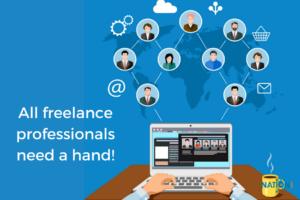 Freelance admin