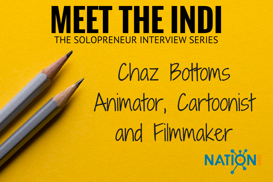 How This Freelance Cartoonist Builds Business Through New Channels