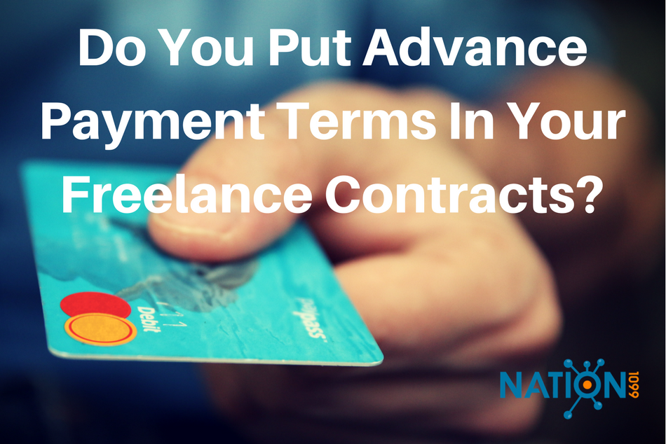 The Beginner's Guide To Getting Upfront Payment From Freelance Clients