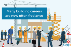 Freelance building professionals