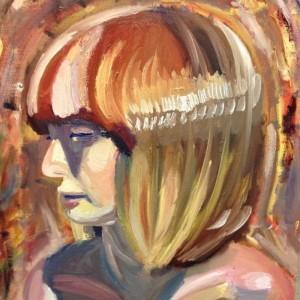 Painting by Stephanie Russell, Freelance Digital Artist