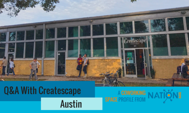How This Austin Coworking Space Is Designed For Freelance Creatives