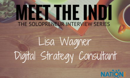 A Digital Strategy Consultant Describes Her Mid-Career Jump to Freelancing