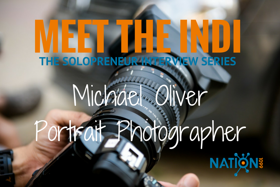 Freelance Portrait Photographer Describes His Start As A Photographer's Assistant