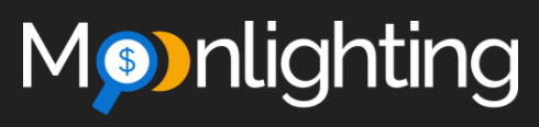 Logo of Moonlighting, a freelance website