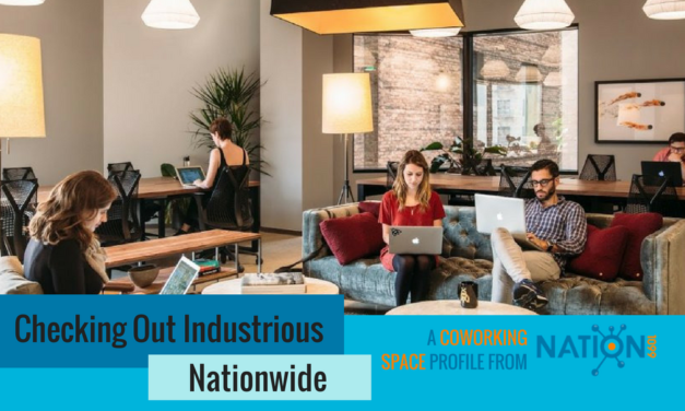 How Industrious Coworking Spaces Create Productive Environments for Freelancers