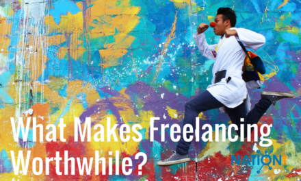 Running a Freelance Business Takes Purpose – 3 Questions To Help You Find It