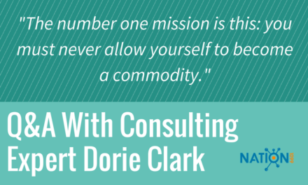 Entrepreneurial You Author Dorie Clark On Thriving As A Consultant