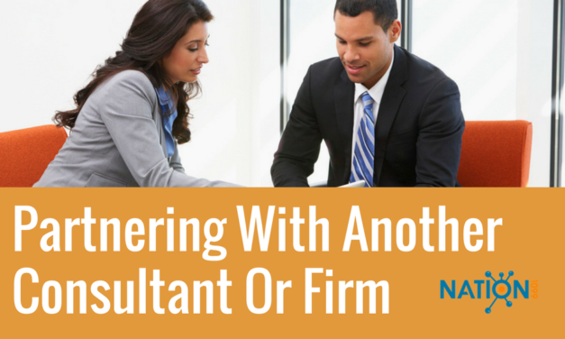 Partnership Consulting: An Ideal Way to Build Your Consulting Practice