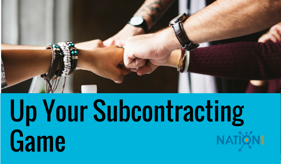 How To Write A Subcontractor Agreement 7 Downloadable Templates